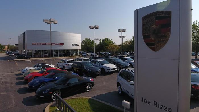 Porsche Orland Park A Joe Rizza Dealership Orland Park