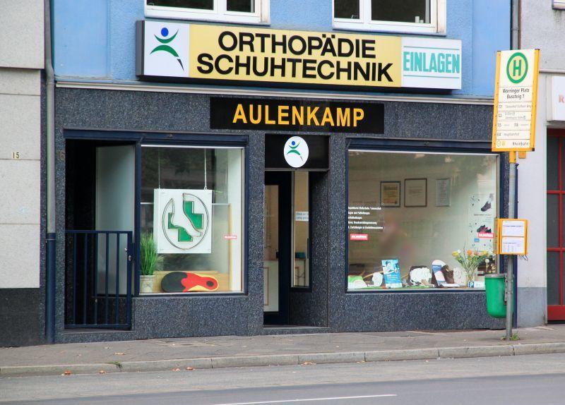 Aulenkamp Orthopädie-Schuhtechnik