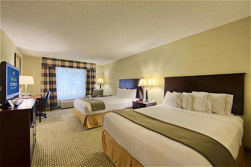 Holiday Inn Express & Suites Dfw-Grapevine image 1