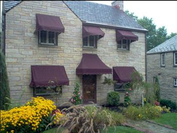 Pittsburgh Awning Company Mt Lebanon Awning In Presto