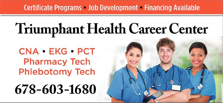 Triumphant Health Career Center, Llc.