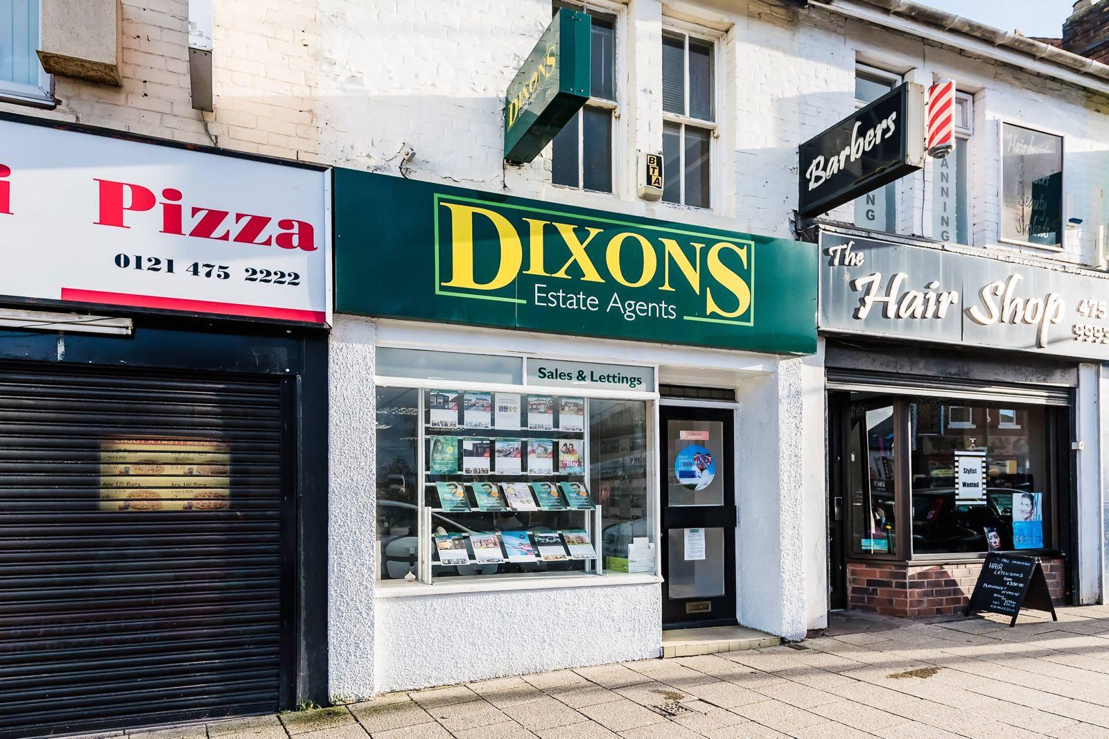 Dixons Estate Agents Northfield