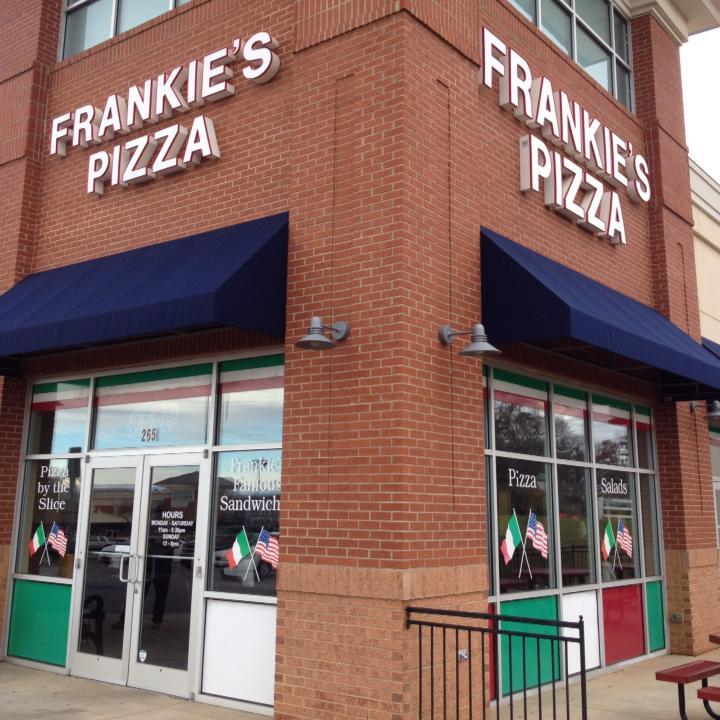 Restaurant in NC Granite Falls 28630 Frankie's Pizza of Granite Falls 265 River Bend Dr  (828)313-3173