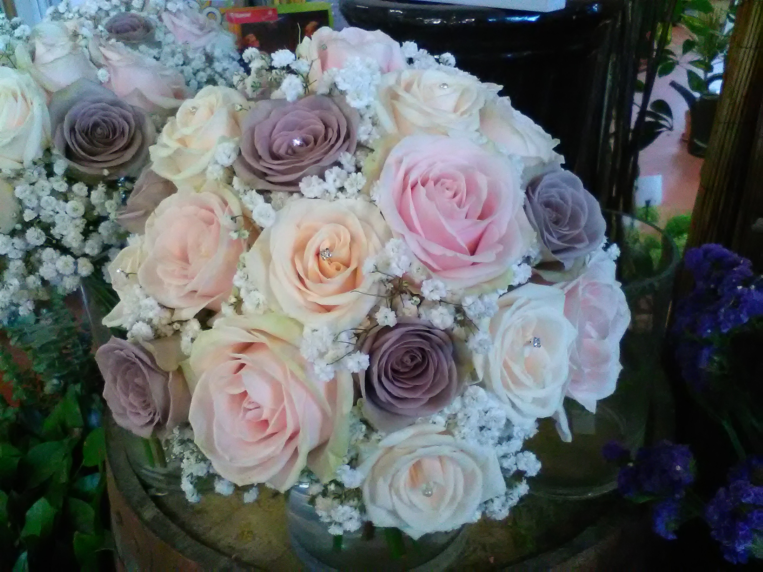 Bridal Bouquet Flower Power Florist Kilkenny