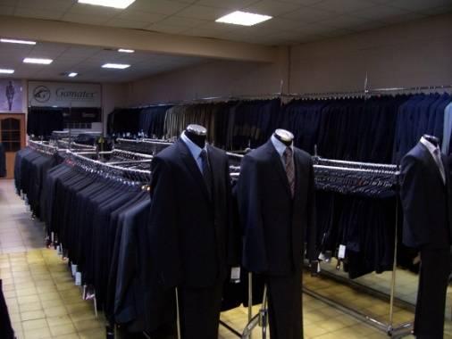 Sklep odzieżowy ATUT