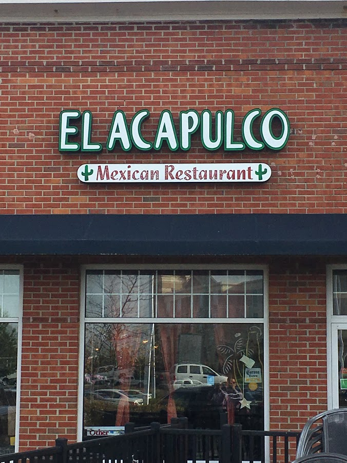 El Acapulco Mexican Restaurant Columbus Oh