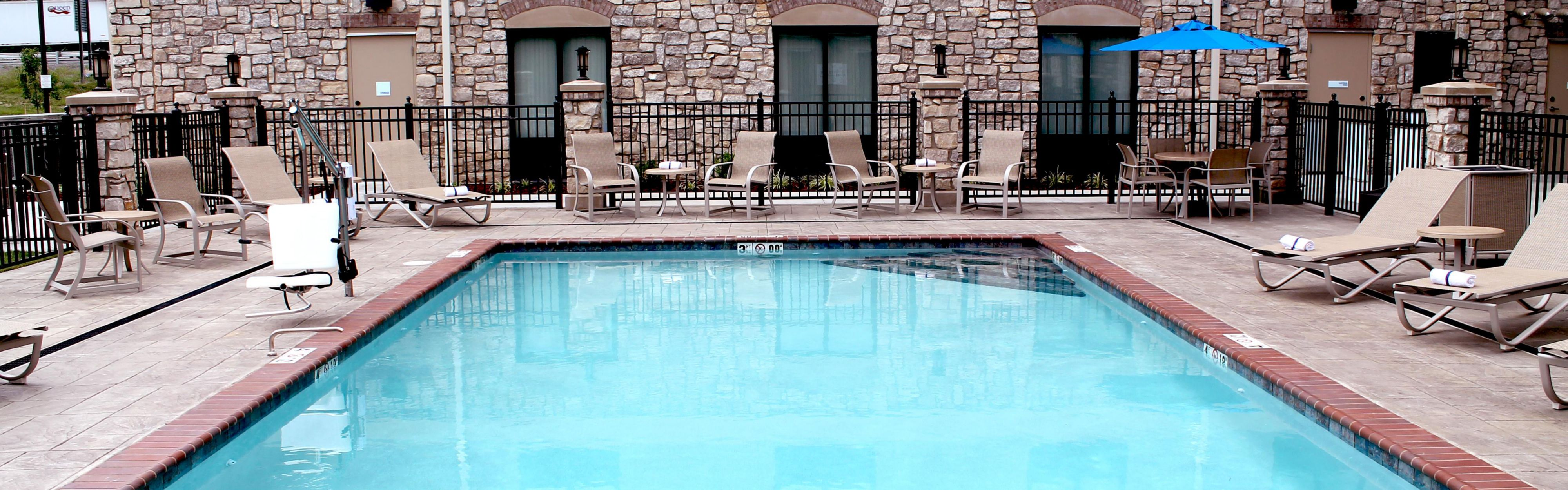 holiday inn express suites paducah west paducah. Black Bedroom Furniture Sets. Home Design Ideas