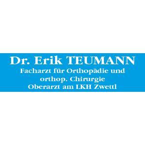 Dr. Erik Teumann Logo