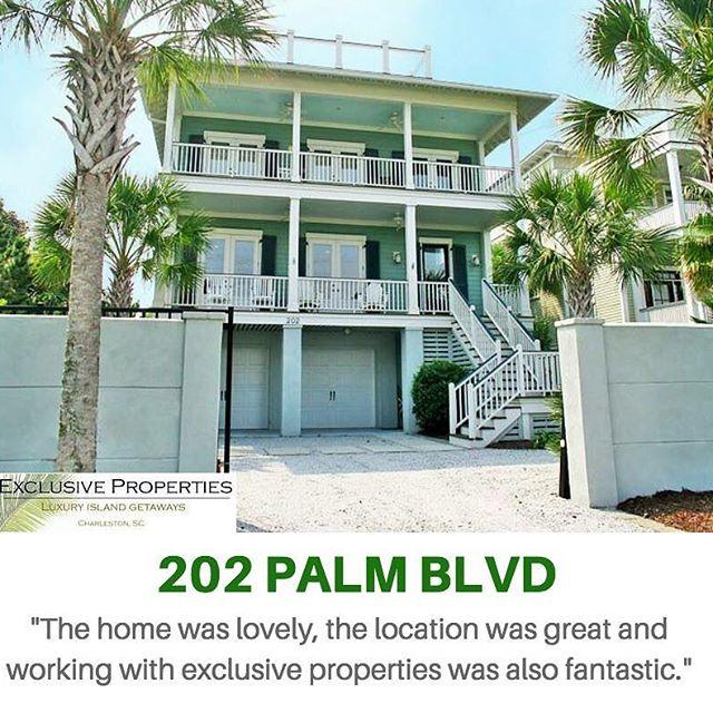 Local Rental Properties: Isle Of Palms Vacation Rentals By Exclusive Properties