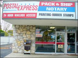 Postal Express image 0