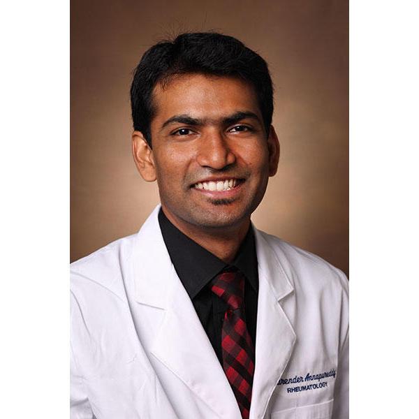 Narender Annapureddy, MD Rheumatology