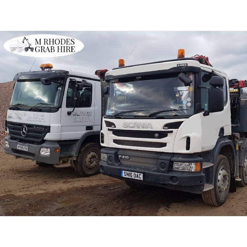 M Rhodes Grab Hire Ltd - Doncaster, South Yorkshire DN4 8TL - 01302 272001 | ShowMeLocal.com