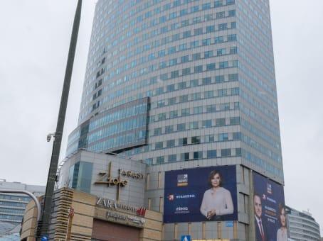 Regus - Warsaw Skylight