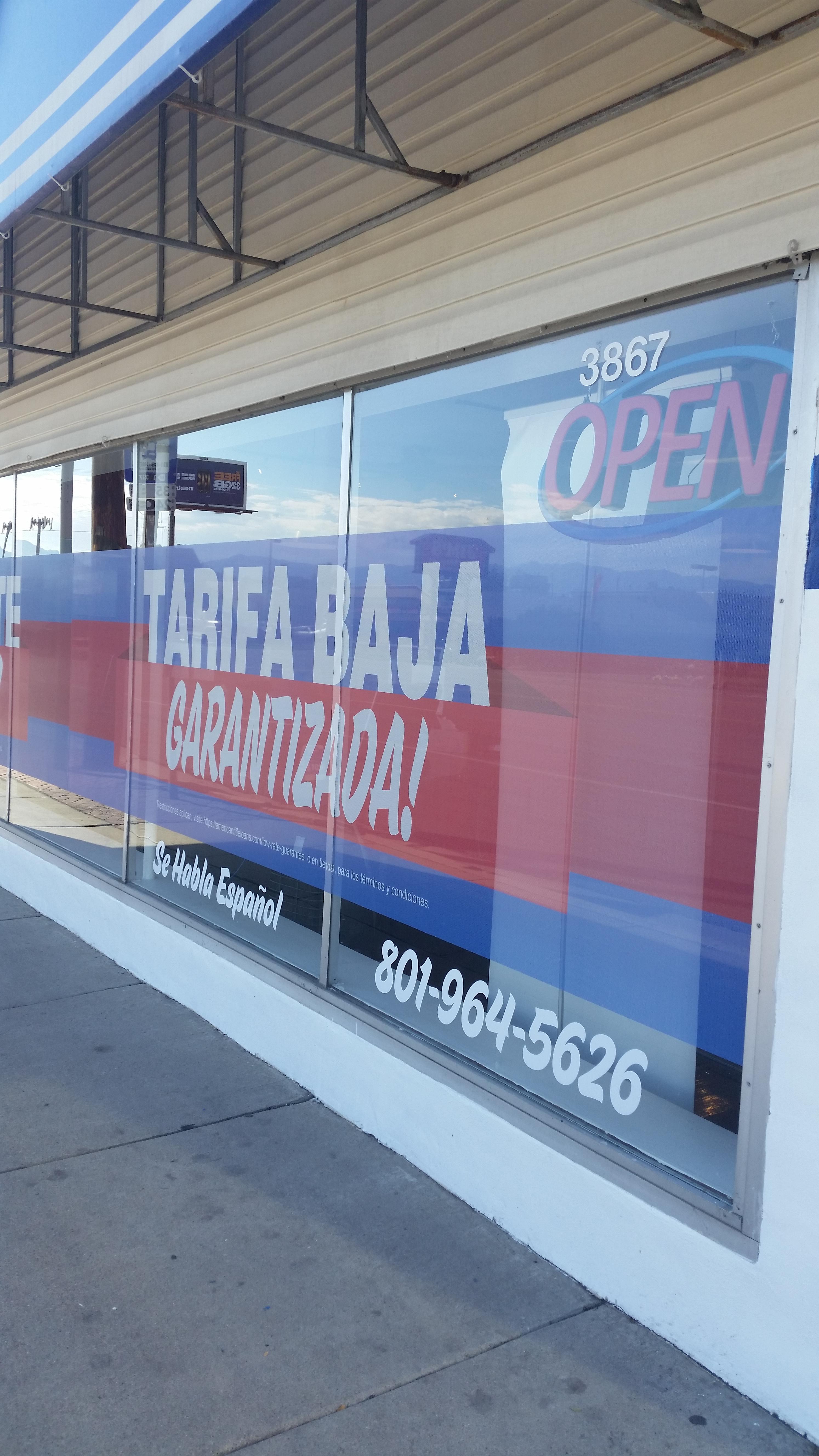 Utah Title Loans Inc West Valley City Ut