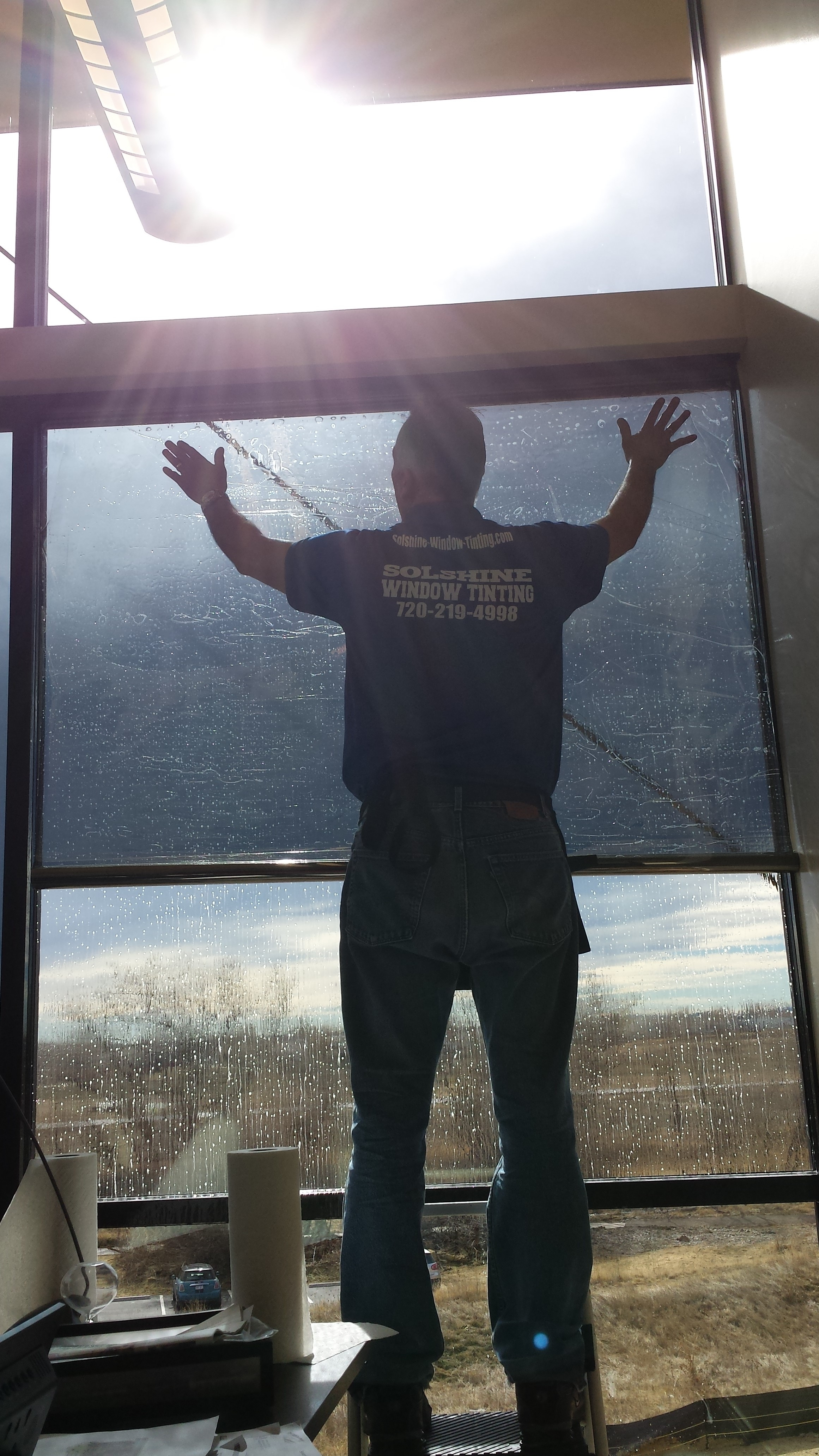 Solshine Window Tinting