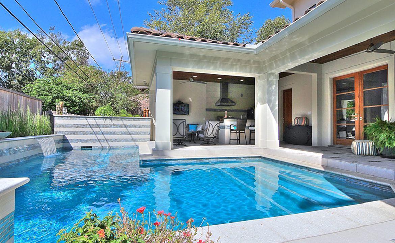 Tlc Outdoor Living Houston Pool Builders In Houston Tx Swimming Pool 832 678 8970