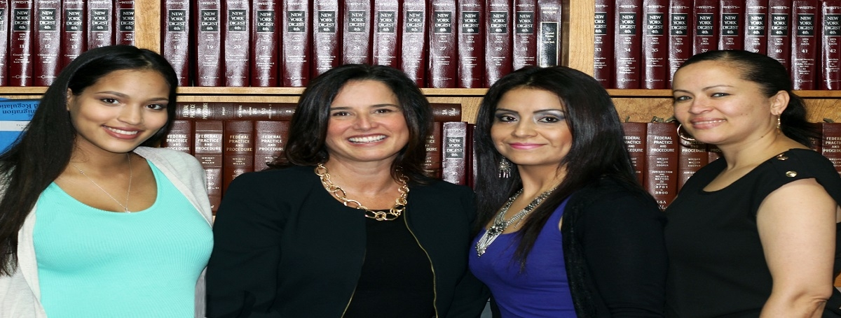 Immigration Attorney in NY New York 10033 Law Office of Patricia M Machado P.C. 560 W 180th St Ste 302  (646)355-1560