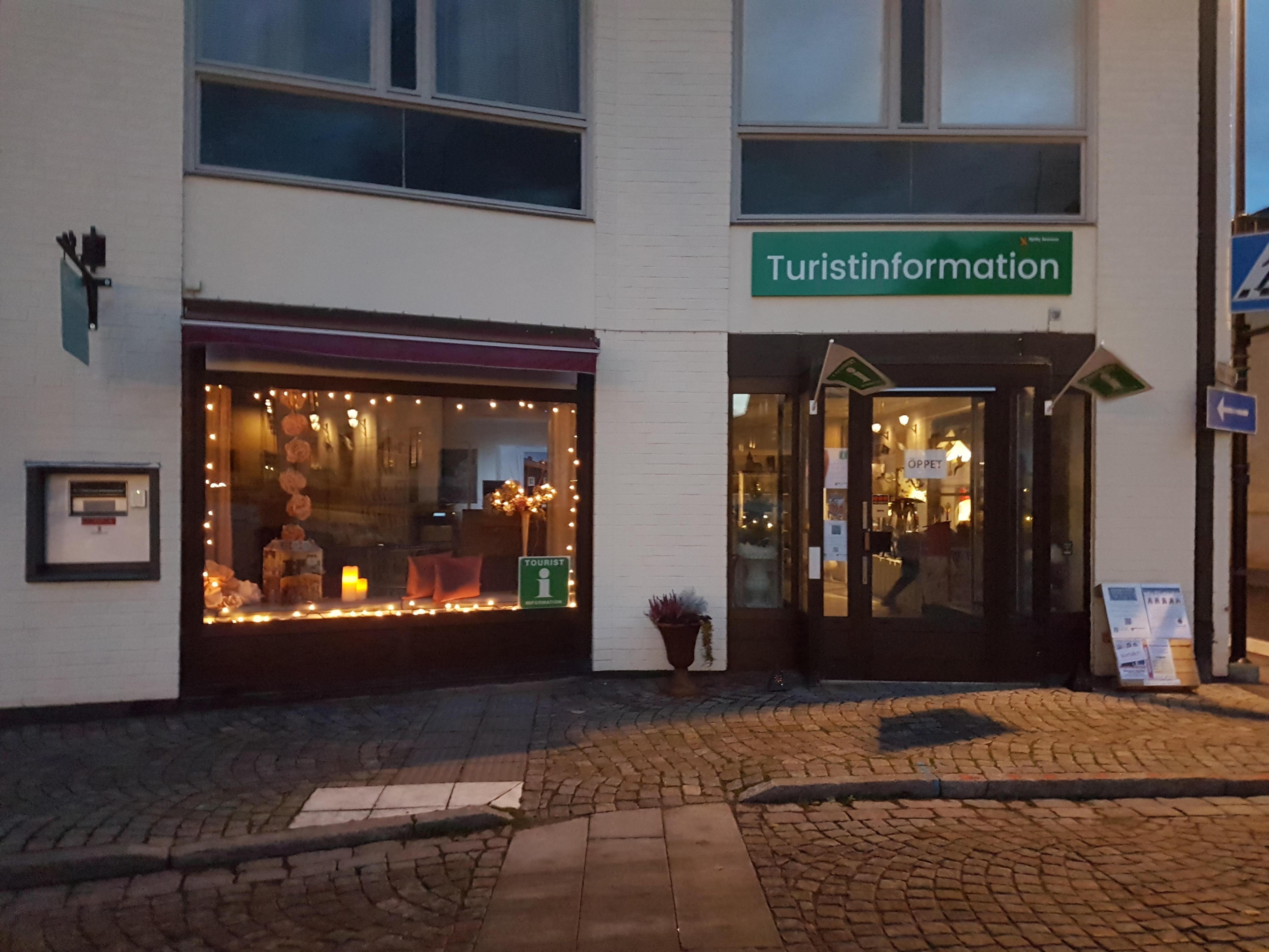 Turistinformationen i Mjölby kommun