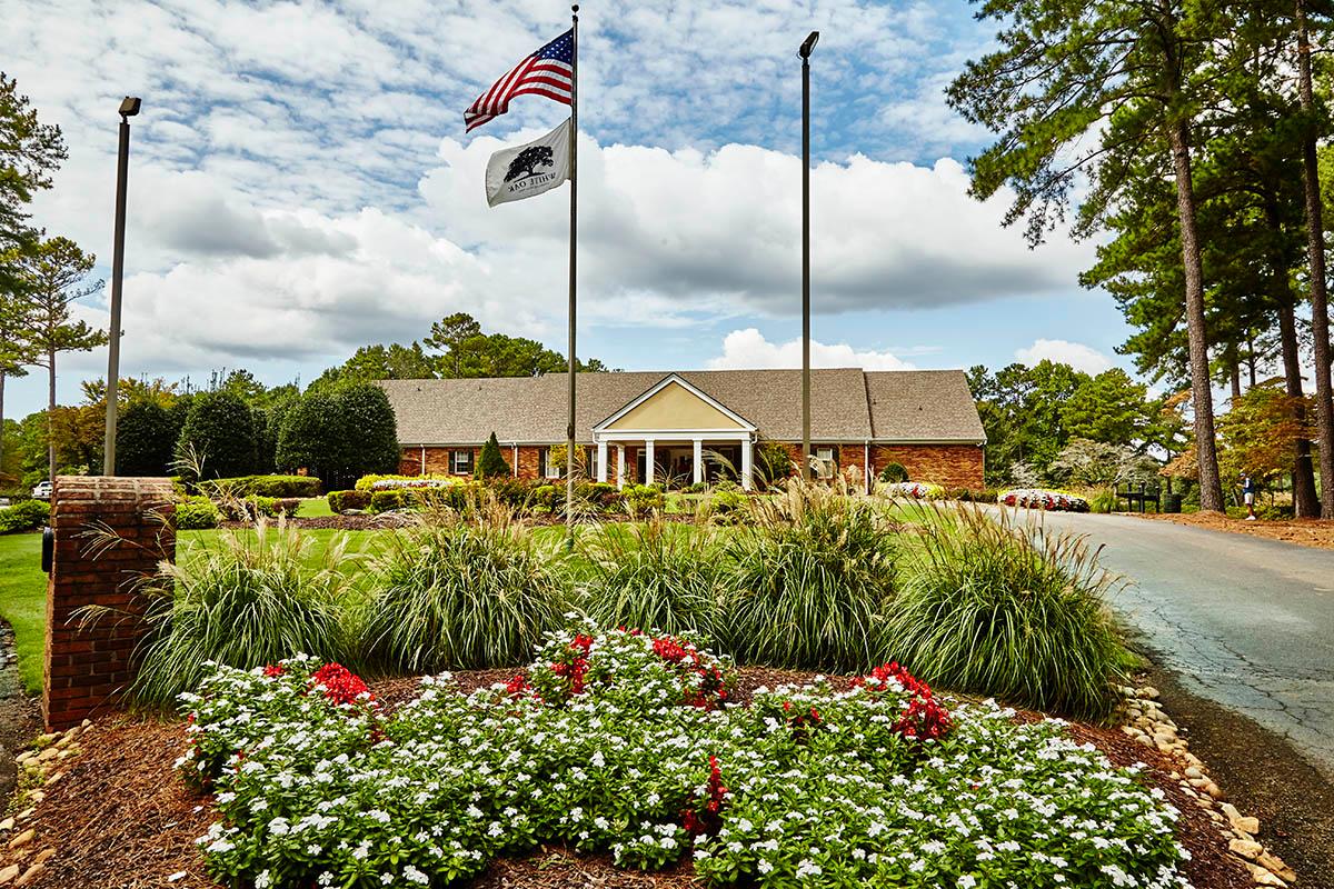 White Oak Golf Club Newnan Georgia Ga