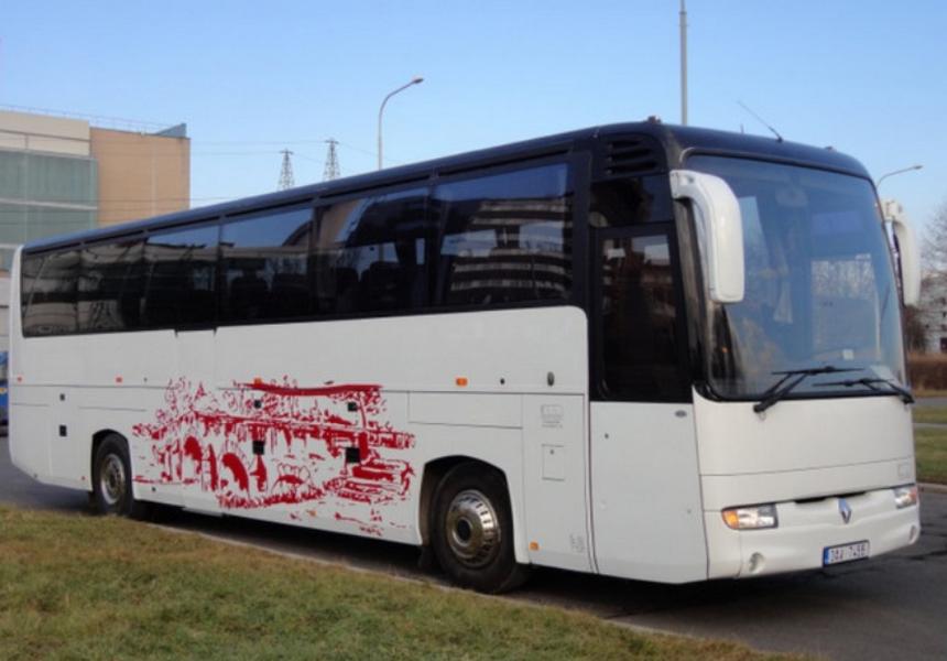 Autobusová doprava Praha - Berka Martin