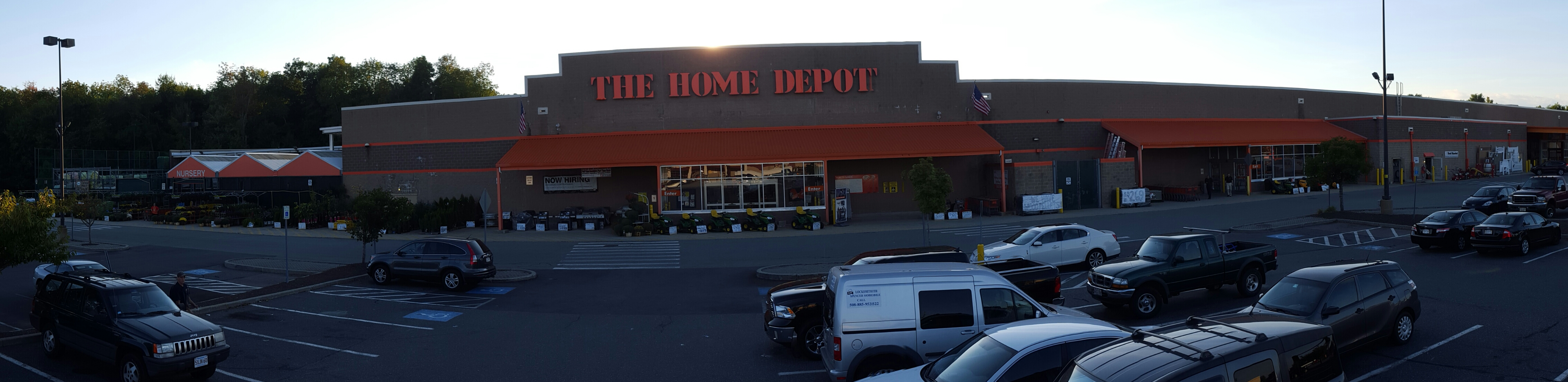 Home Depot Auburn Hours