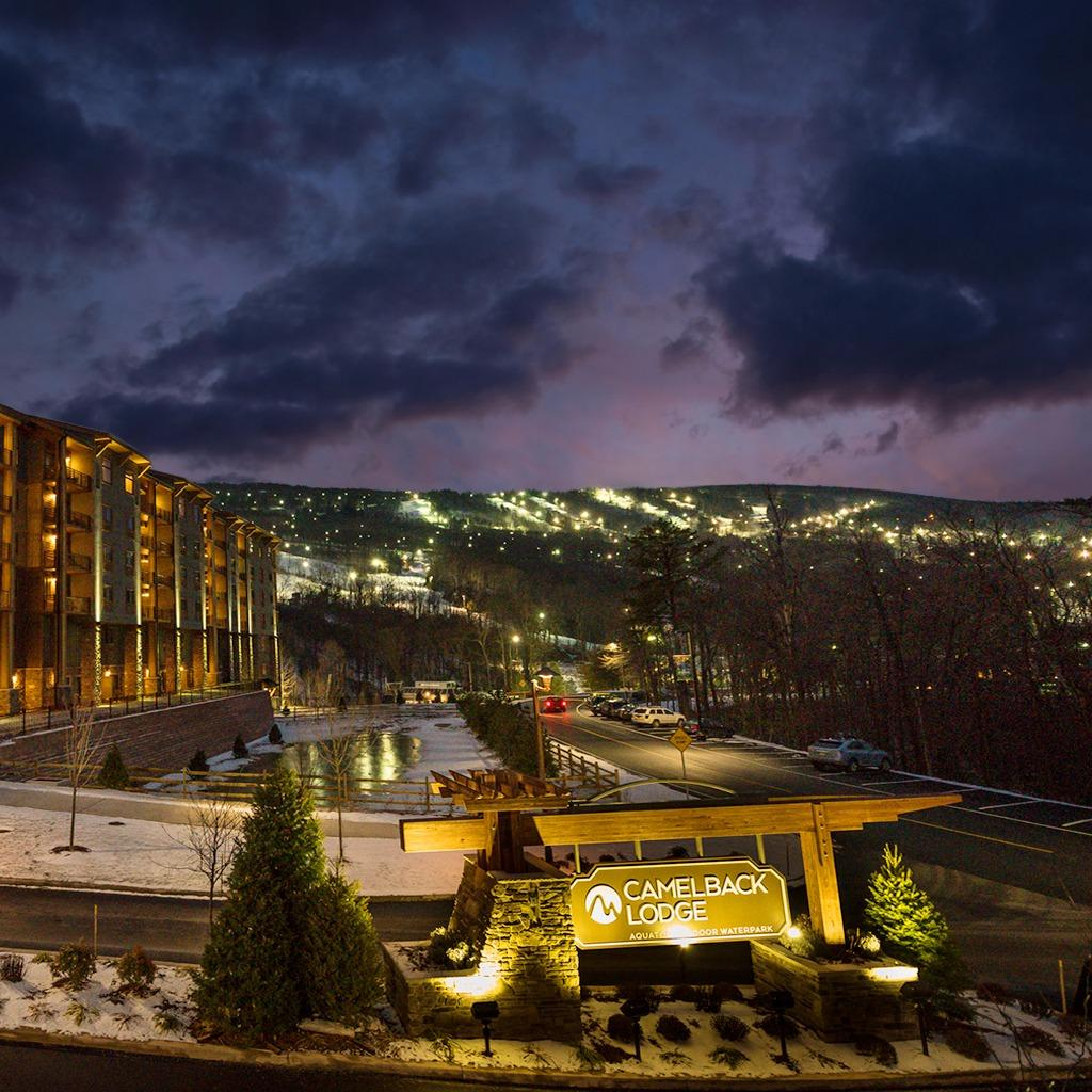 Camelback Lodge Amp Indoor Waterpark Tannersville