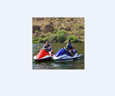 Splash Time Jet Ski Rental Mesa Arizona Az