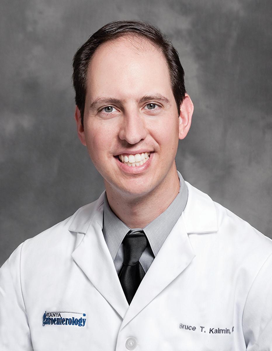 Bruce T Kalmin MD