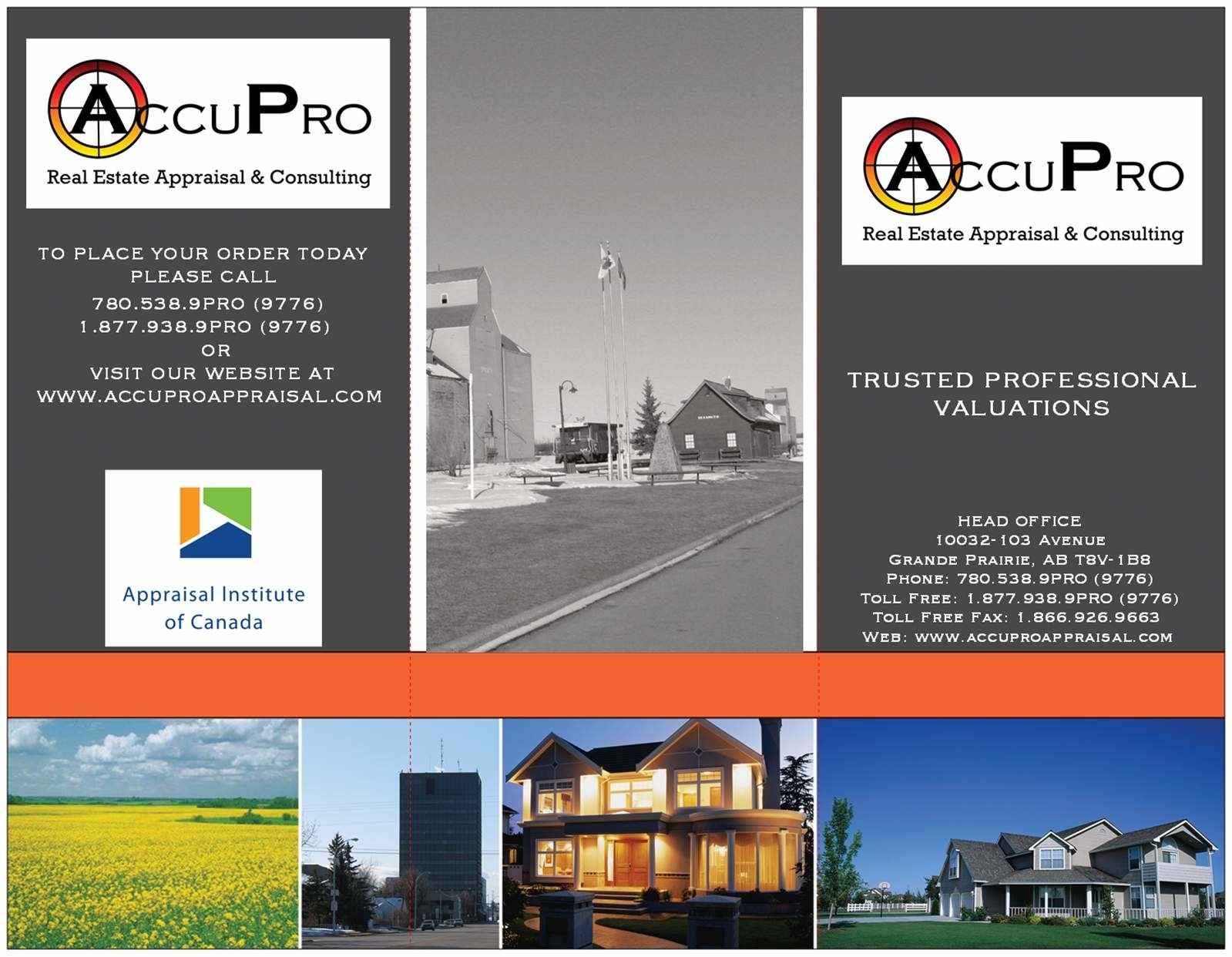 AccuPro Real Estate Appraisal & Consulting Grande Prairie (780)538-9776
