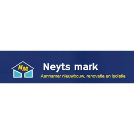 Bouwonderneming neyts mark Logo