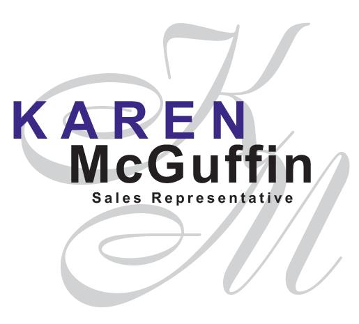 www.karenmcguffin.com Karen McGuffin Orangeville (519)216-1956