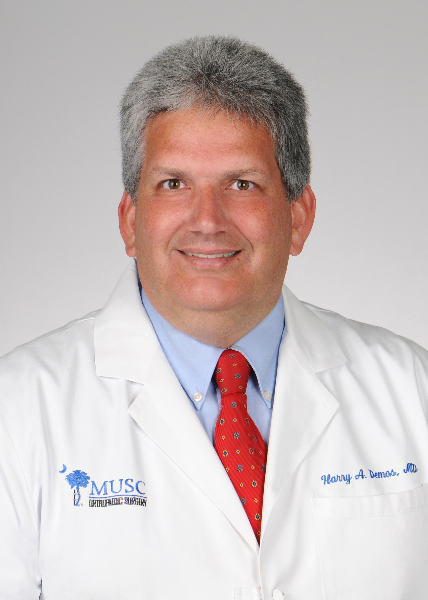 Harry Andrew Demos, MD