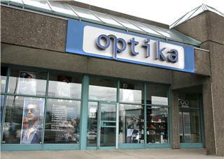 Centre Visuel Optika à Pointe-Claire