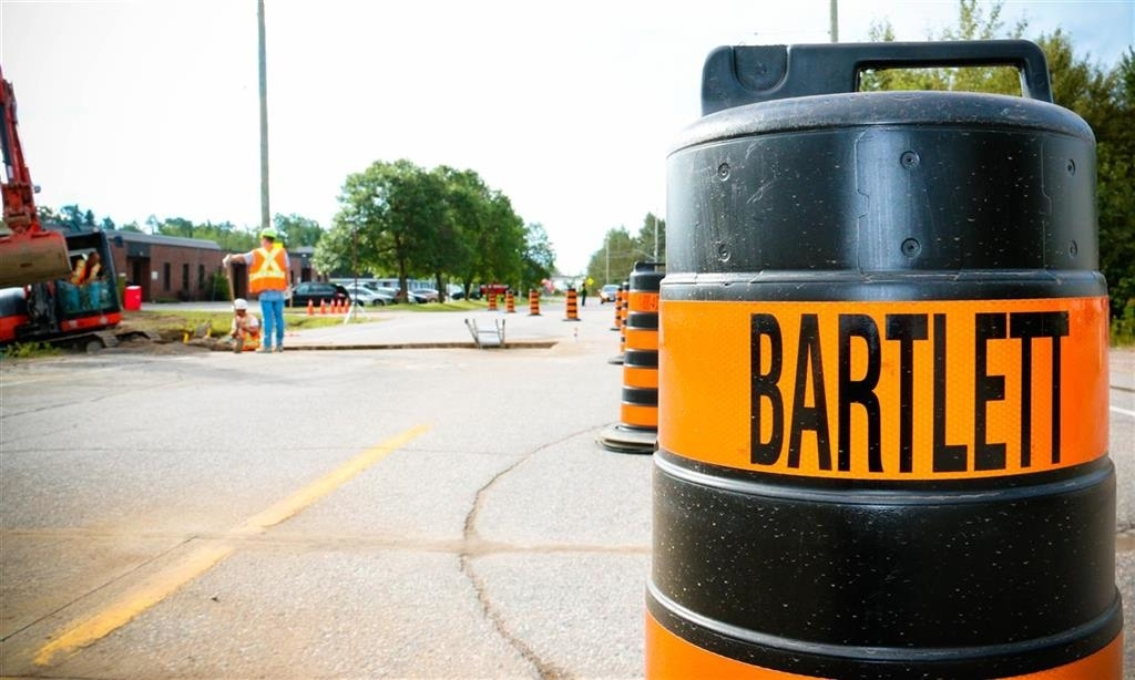 Bartlett's Towing in North Bay