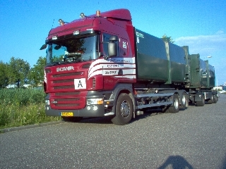 Jansen Recycling & Transport BV