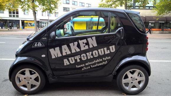 Maken Autokoulu