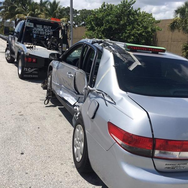 Towing And Junk Cars, West Palm Beach Florida (FL