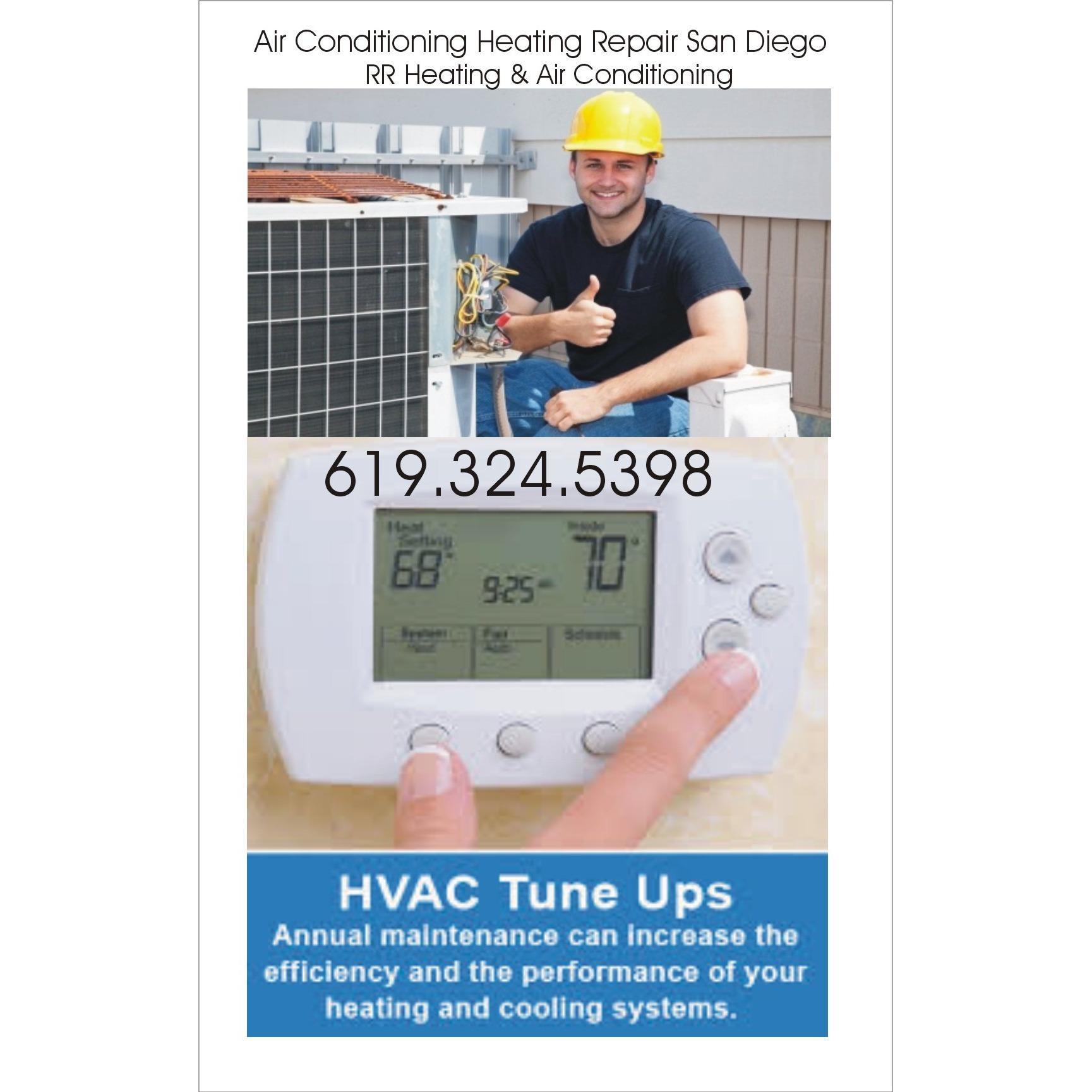 Air Conditioning Heating Repair San Diego