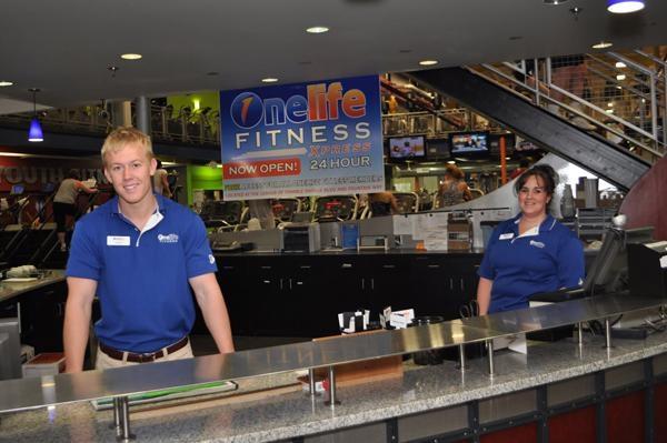 Onelife Fitness - Newport News Gym in Newport News, VA ... Onelife Fitness
