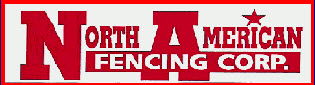 North American Fencing Corp - Cheswick, PA - North American Fencing Corp logo