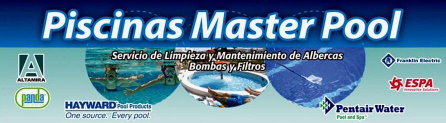 Piscinas Master Pool