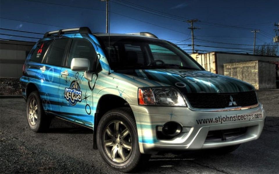 Impact Signs & Graphics Ltd à St John's: Car wrap
