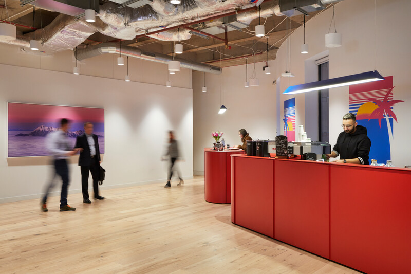 WeWork No 1 Poultry Common Area WeWork No 1 Poultry London 020 3695 7895