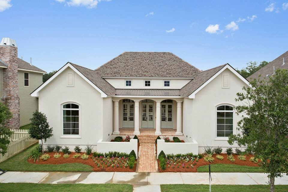 Pinnacle home designs in covington la home designing for Louisiana home plans designs