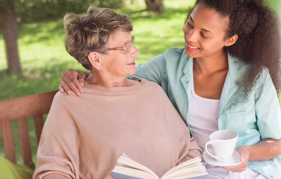 Companion Care Services are available for seniors who live alone or that don't have family close by to help and need additional assistance.