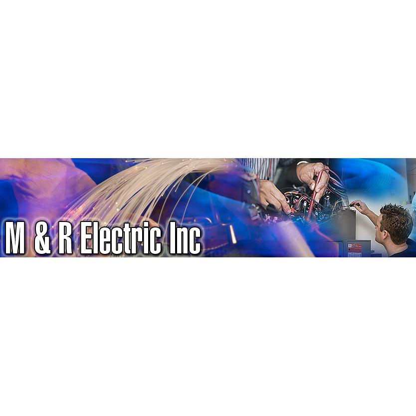 M & R Electric Inc