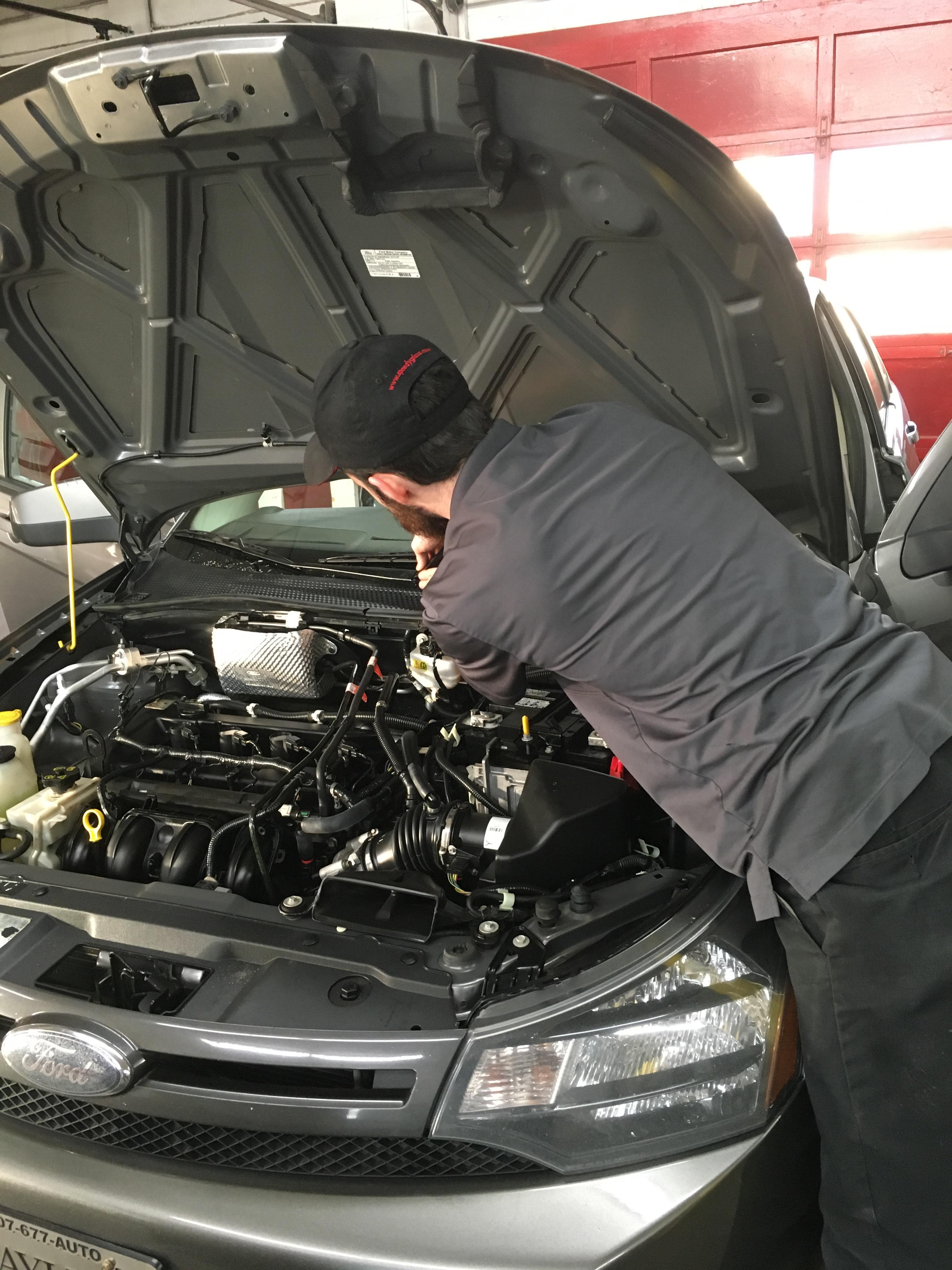Anchorage Auto Glass Repair
