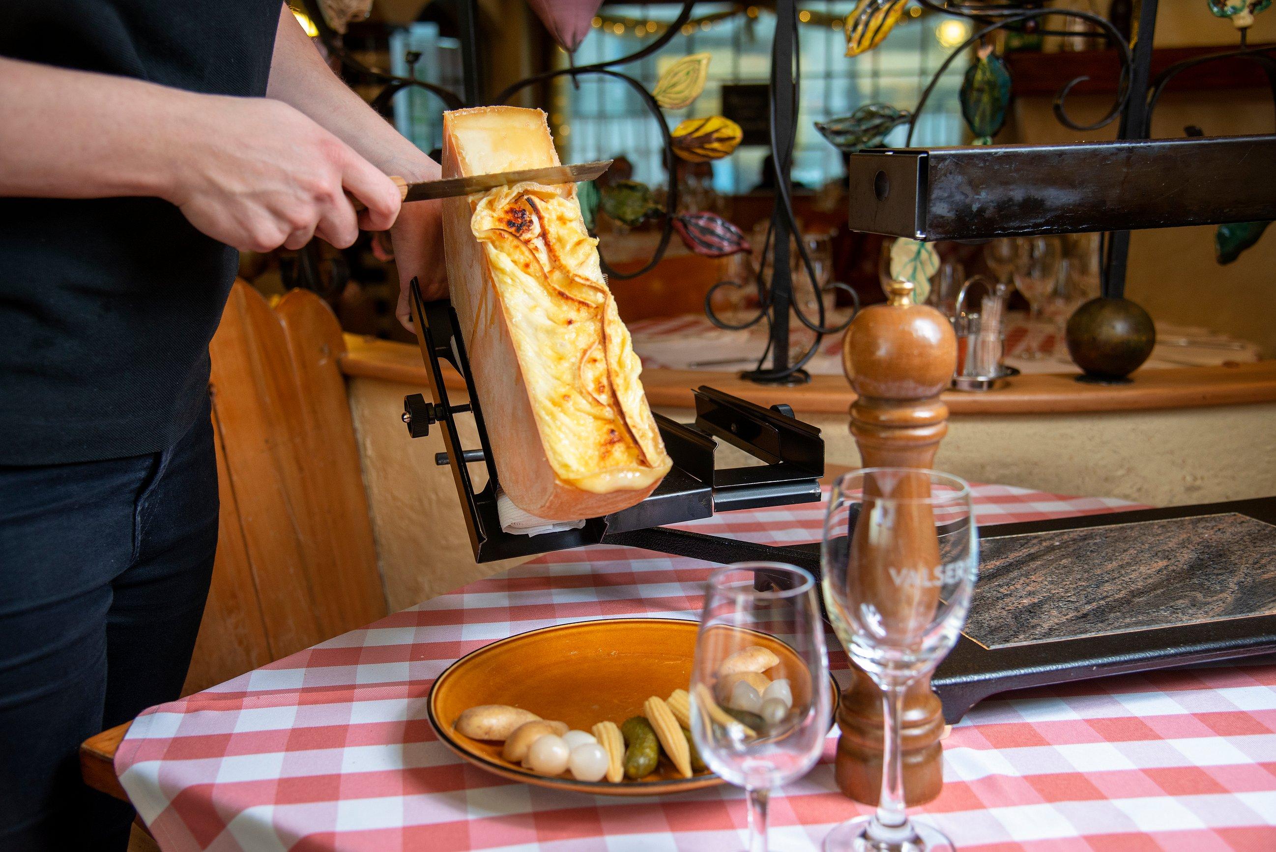 Raclette-Stube