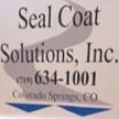 Seal Coat Solutions Inc - Colorado Springs, CO 80907 - (719)634-1001 | ShowMeLocal.com