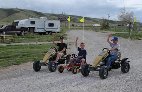 Rawlins Koa Journey Rawlins Wyoming Wy Localdatabase Com